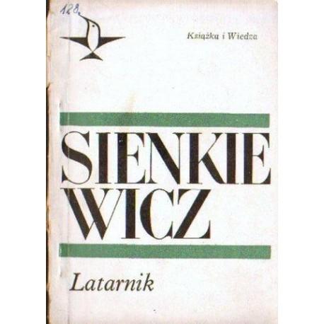 Henryk Sienkiewicz LATARNIK [antykwariat]