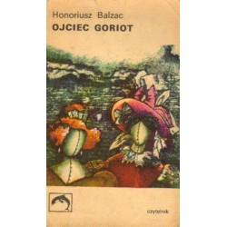 Honoriusz Balzac OJCIEC GORIOT
