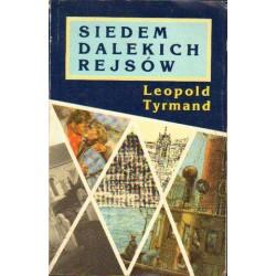 Leopold Tyrmand SIEDEM DALEKICH REJSÓW [antykwariat]