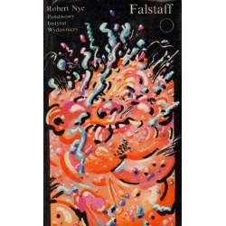 Robert Nye FALSTAFF [antykwariat]