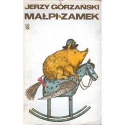 Jerzy Górzański MAŁPI ZAMEK [antykwariat]