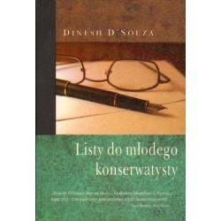 Dinesh D'Souza LISTY DO MŁODEGO KONSERWATYSTY [antykwariat]
