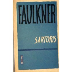 William Faulkner SARTORIS [antykwariat]