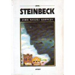 John Steinbeck ZIMA NASZEJ GORYCZY [antykwariat]