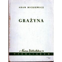 Adam Mickiewicz GRAŻYNA