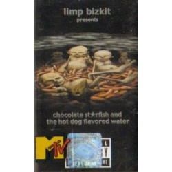 Limp Bizkit CHOCOLATE  STARFISH AND THE HOT DOG FLAVORED WATER[kaseta magnetofonowa używana]