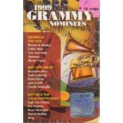 1999 GRAMMY NOMINEES [kaseta magnetofonowa używana]