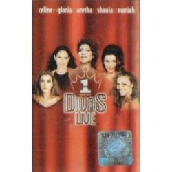 VH1 DIVAS LIVE [kaseta magnetofonowa używana]