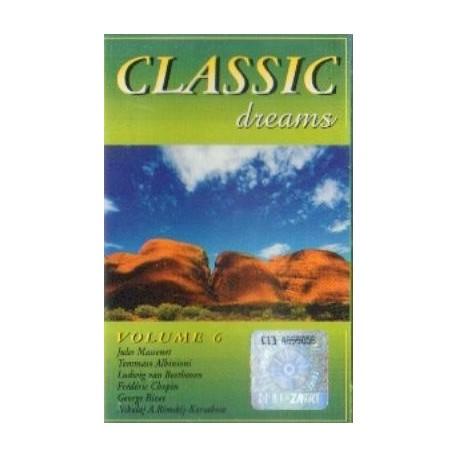 CLASSIC DREAMS VOLUME 6 [kaseta magnetofonowa używana]
