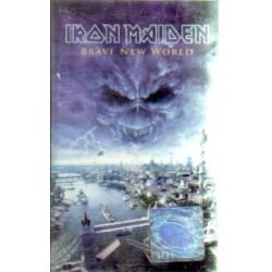 Iron Maiden BRAVE NEW WORLD [kaseta magnetofonowa używana]