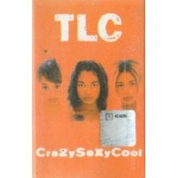 TLC CRAZY SEXY COOL [kaseta magnetofonowa używana]