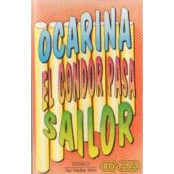 OCARINA EL CONDOR PASA SAILOR [kaseta magnetofonowa używana]