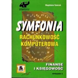 Magdalena Tomczak SYMFONIA. RACHUNKOWOŚĆ I FINANSE [antykwariat]
