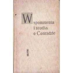 WSPOMNIENIA I STUDIA O CONRADZIE [used book]