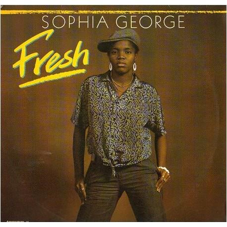 Sophia George FRESH [płyta winylowa używana]