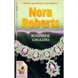 Nora Roberts RODZINNE GNIAZDO [antykwariat]