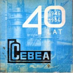 40 LAT CEBEA 1946-1986 [antykwariat]