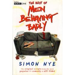 Simon Nye THE BEST OF MAN BEHAVING BADLY [antykwariat]