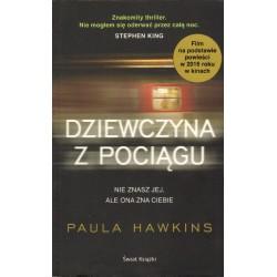 Paula Hawkins DZIEWCZYNA Z POCIĄGU [antykwariat]