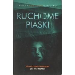 Malin Persson Giolito RUCHOME PIASKI [antykwariat]