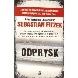 Sebastian Fitzek ODPRYSK [antykwariat]