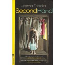 Joanna Fabicka SECOND HAND [antykwariat]