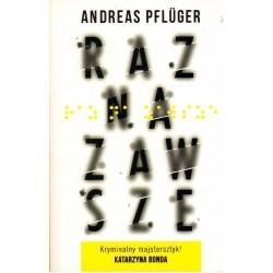 Andreas Pfluger RAZ NA CAŁE ŻYCIE [antykwariat]