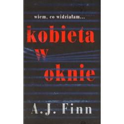A. J. Finn KOBIETA W OKNIE [antykwariat]