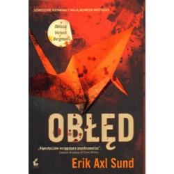 Erik Axl Sund OBŁĘD [antykwariat]