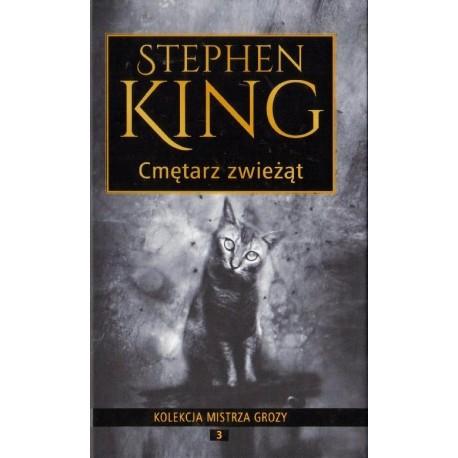 Stephen King CMĘTARZ ZWIERZĄT [antykwariat]