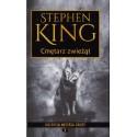 Stephen King CMĘTARZ ZWIEŻĄT [used book]