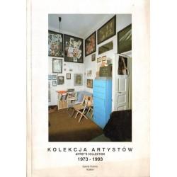 KOLEKCJA ARTYSTÓW 1973-1993 [antykwariat]