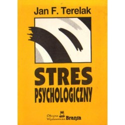 Jan F. Terelak STRES PSYCHOLOGICZNY [antykwariat]