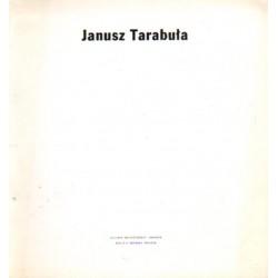 Janusz Tarabuła MALARSTWO [antykwariat]