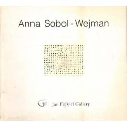 Anna Sobol-Wejman AKWAFORTA, LITOGRAFIA 1985-1995 [antykwariat]