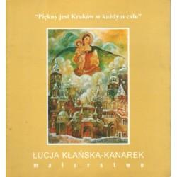 Łucja Kłańska-Kanarek MALARSTWO [antykwariat]