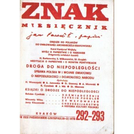 ZNAK 292-293 [antykwariat]
