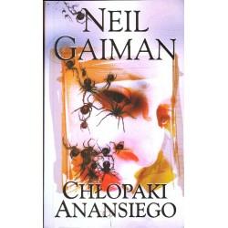 Neil Gaiman CHŁOPAKI ANANSIEGO [antykwariat]