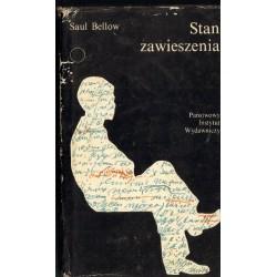 Saul Bellow STAN ZAWIESZENIA [antykwariat]