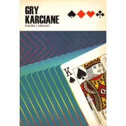 GRY KARCIANE [antykwariat]