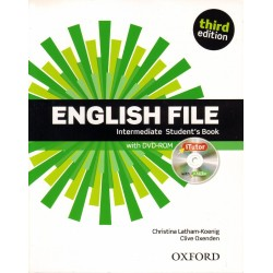 ENGLISH FILE 3ED INTERMEDIATE SB iTutor Clive Oxenden, Christina Latham-Koenig