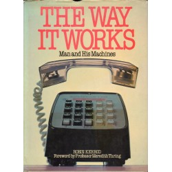 THE  WAY IT WORKS. MAN AND HIS MACHINES Robin Kerrod [antykwariat]