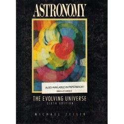 THE EVOLVING UNIVERSE Michael Zeilik [antykwariat]