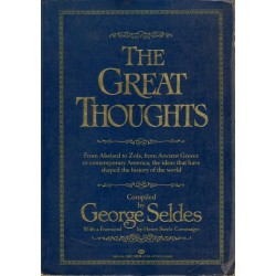 THE GREAT THOUGHTS George Seldes [antykwariat]