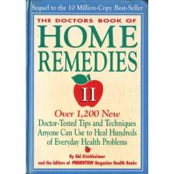 THE DOCTORS BOOK OF HOME REMEDIES II [książka używana]