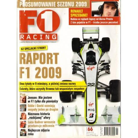 F1 RACING ROCZNIK 2010/12 NUMERÓW [antykwariat]