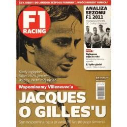 F1 RACING ROCZNIK 2012 (12 NUMERÓW) [antykwariat]