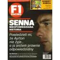 F1 RACING ROCZNIK 2011 (12 NUMERÓW) [antykwariat]