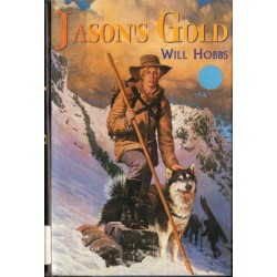 Will Hobbs JASON'S GOLD [antykwariat]