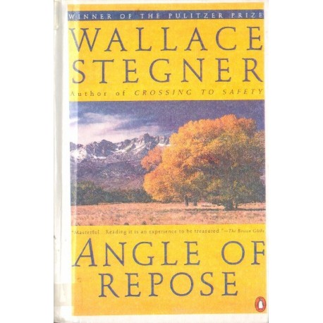 Wallace Stegner ANGLE OF REPOSE [antykwariat]